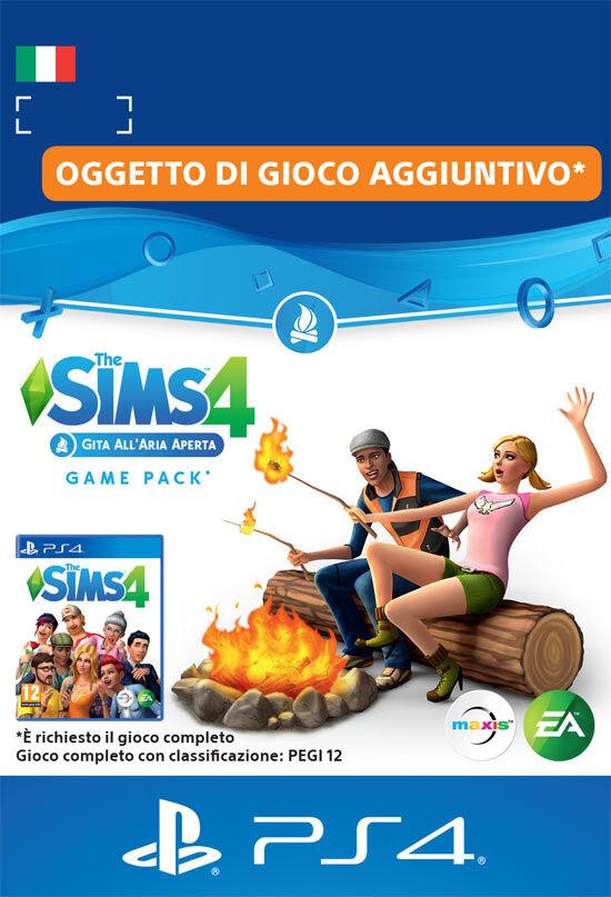 electronic arts the sims 4 gita all'aria aperta