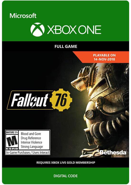 microsoft fallout 76