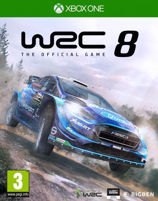 bigben interactive wrc: fia world rally championship 8