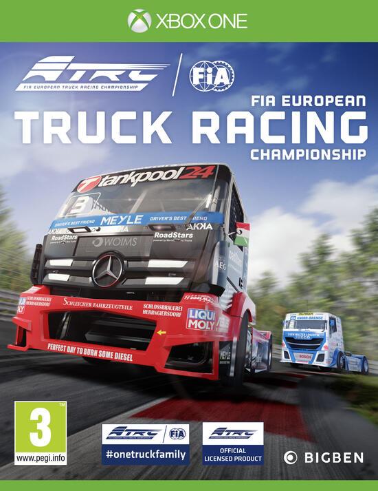bigben interactive european truck racing championship