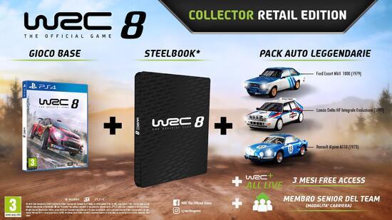 bigben interactive wrc 8 collector retail edition
