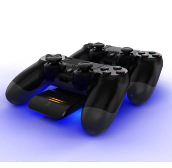 ps4 dual charger pdp ultra slim