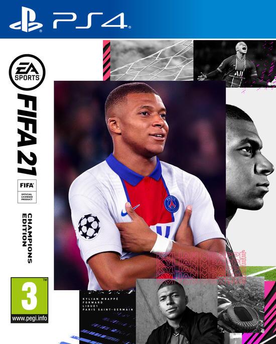 ea sports fifa 21 champions edition