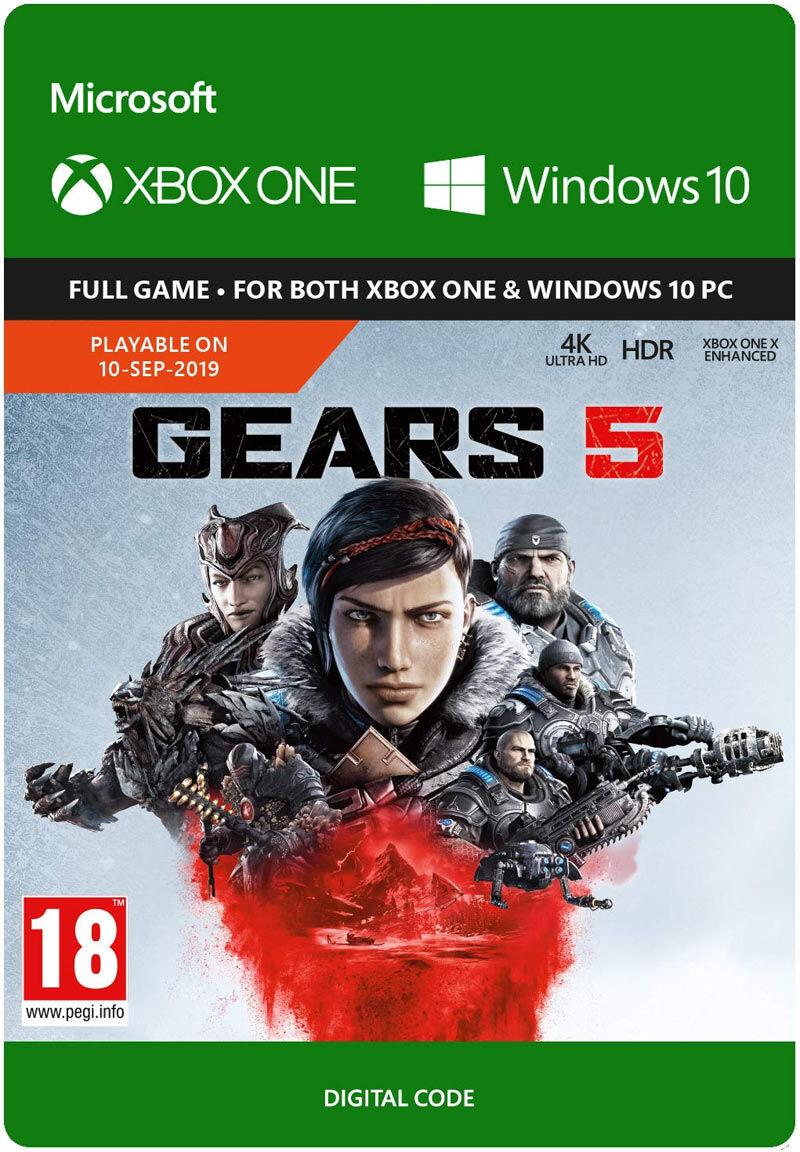xbox game studios gears 5