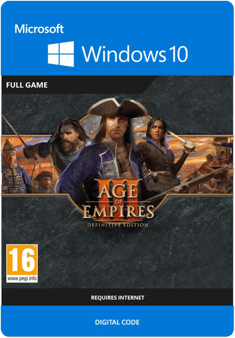 xbox game studios age of empires iii definitive edition