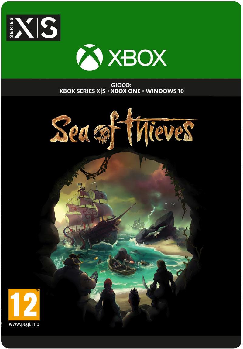 xbox game studios sea of thieves