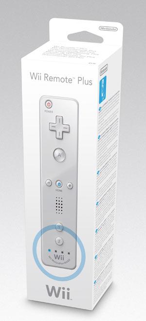 Nintendo Telecomando Wii Plus Bianco