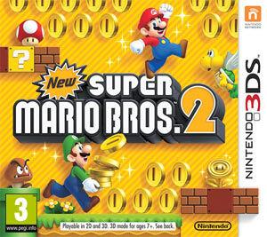 Nintendo New Super Mario Bros 2