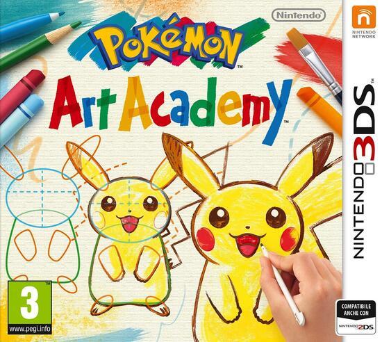 Nintendo Pokémon Art Academy