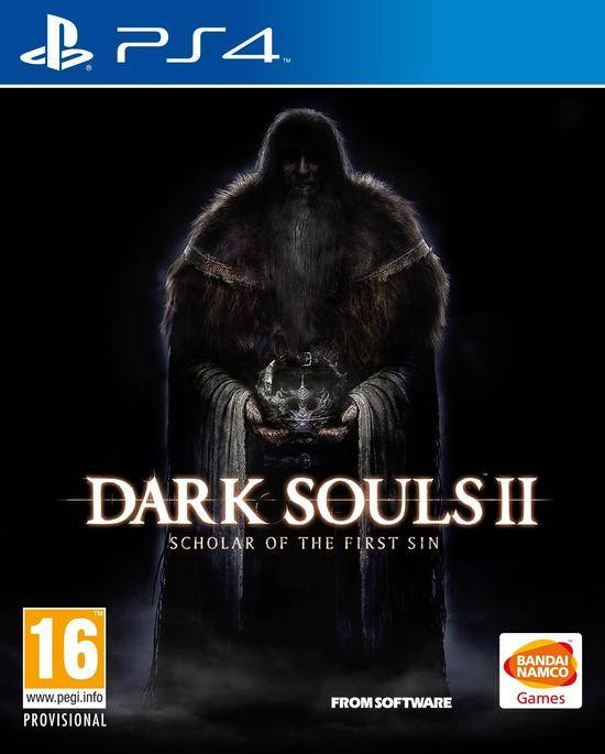 Bandai Namco Entertainment Dark Souls 2: Scholar of the First Sin