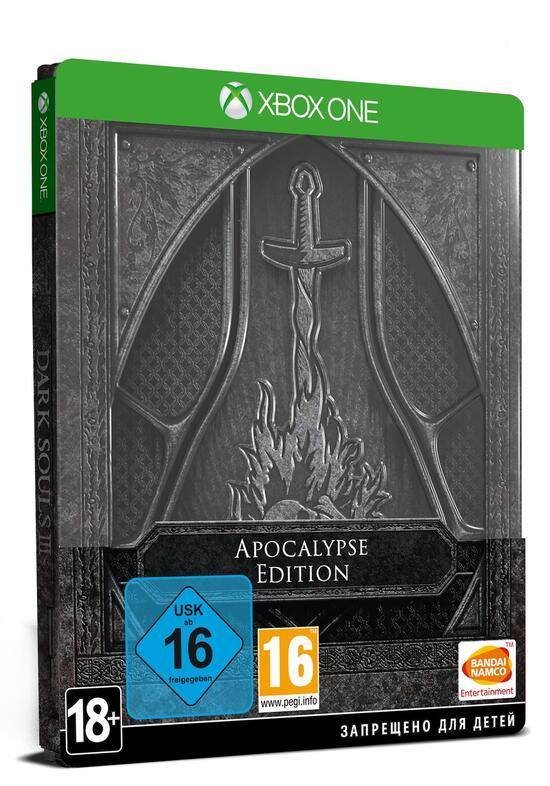 Bandai Namco Entertainment Dark Souls III - Apocalypse Edition
