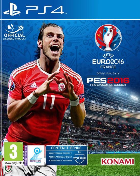 Konami UEFA Euro 2016