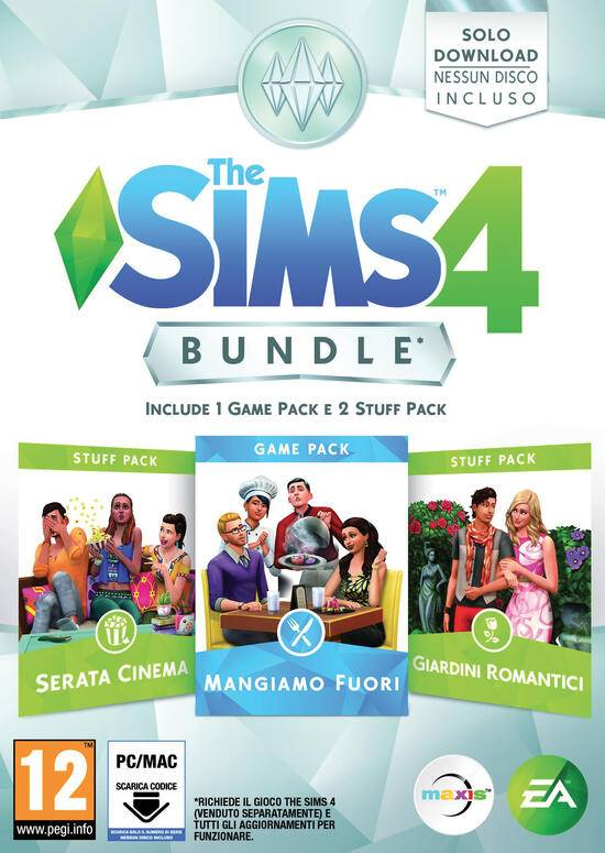 Electronic Arts The Sims 4 Bundle Pack 5