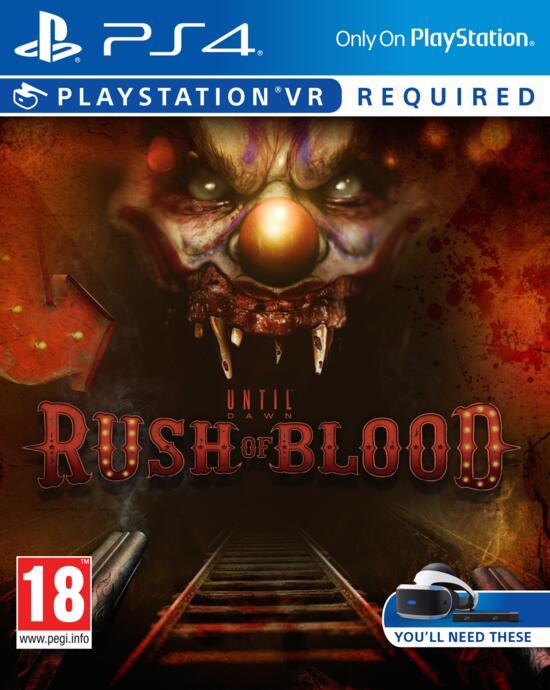 Sony Until Dawn: Rush Of Blood