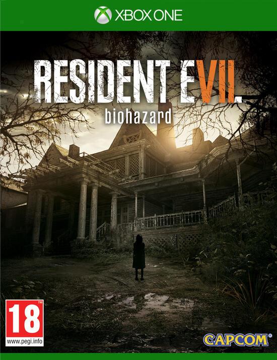 Capcom Resident Evil 7