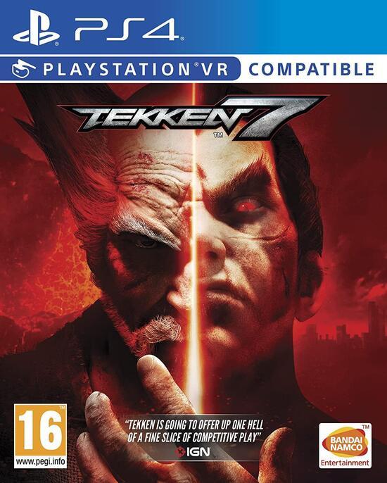 Bandai Namco Entertainment Tekken 7