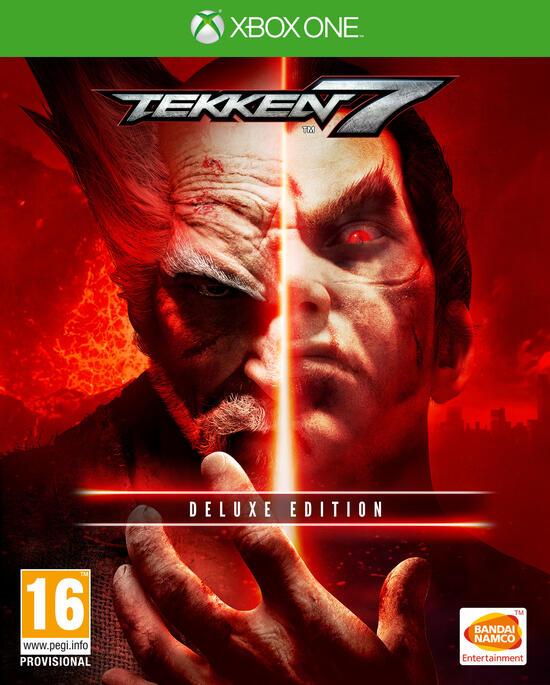 Bandai Namco Entertainment Tekken 7 Deluxe Edition