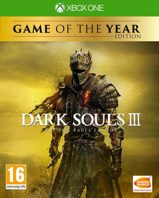 Bandai Namco Entertainment Dark Souls III - The Fire Fades Edition