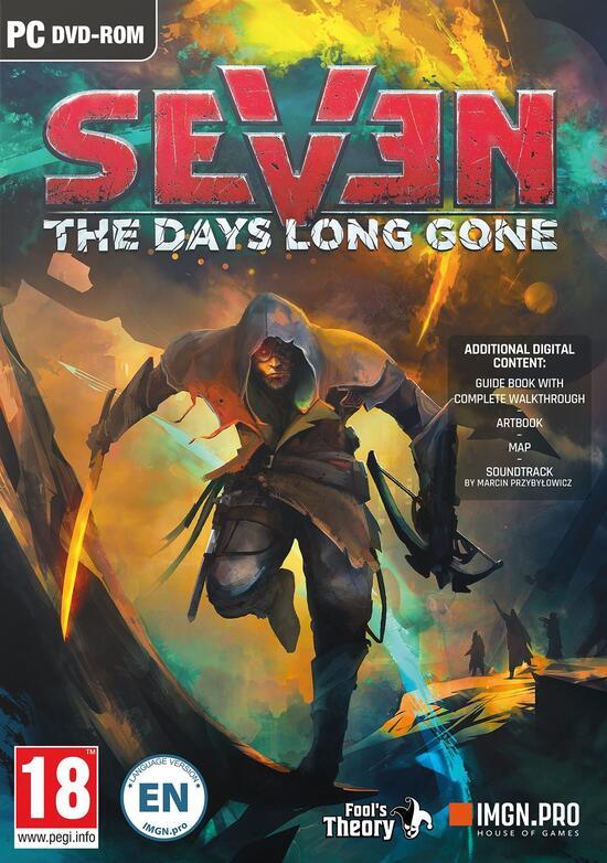 IMGN.PRO Seven: The Days Long Gone