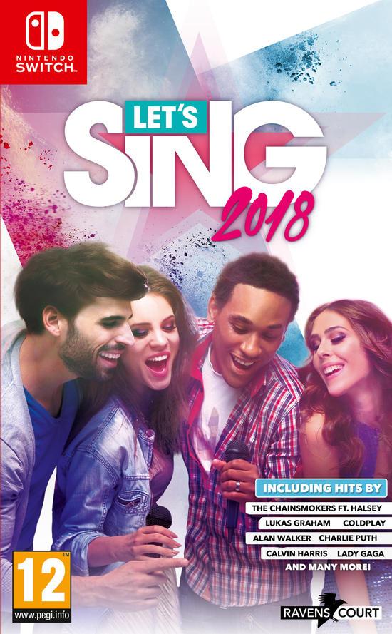 Ravenscourt Let's Sing 2018 + 1 Microfono