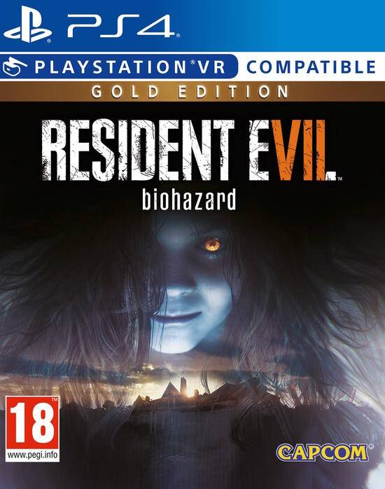 Capcom Resident Evil 7 Gold Edition