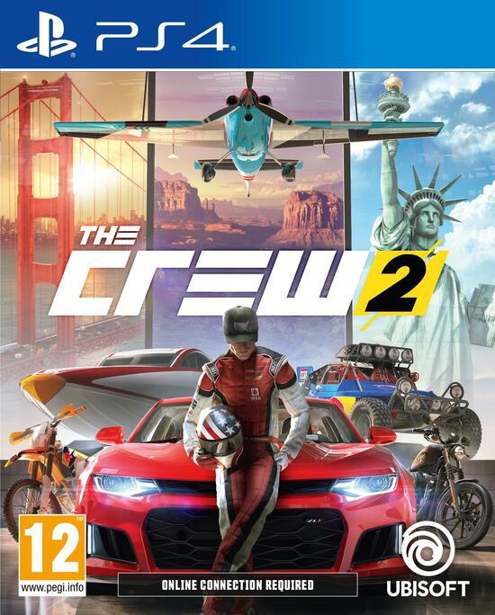 Ubisoft The Crew 2