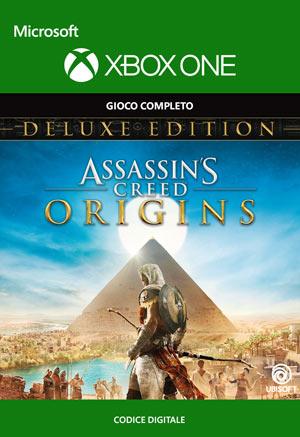 Ubisoft Assassin's Creed: Origins Deluxe Edition