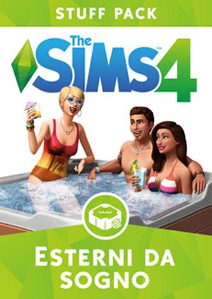 Electronic Arts The Sims 4 Esterni da Sogno