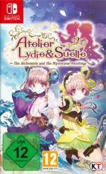 Tecmo Koei Games Atelier Lydie & Suelle: The Alchemists and the Mysterious Paintings