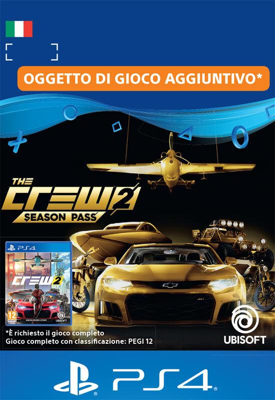 Ubisoft The Crew 2 Season Pass