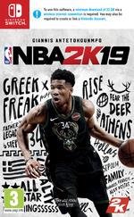 2K Sports NBA 2K19