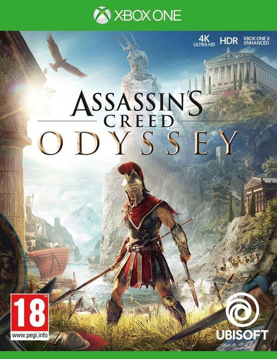 Ubisoft Assassin's Creed Odyssey