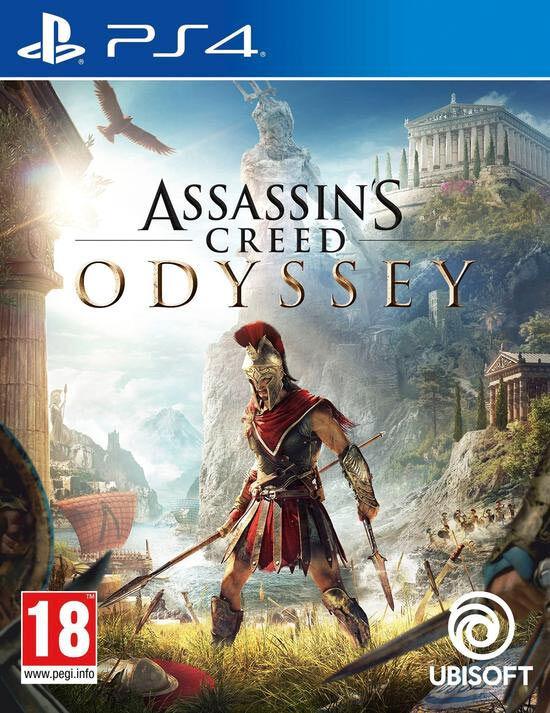 Ubisoft Assassin's Creed Odyssey (Standard Edition)