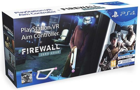 Sony Firewall: Zero Hour + PlayStation VR Aim Controller