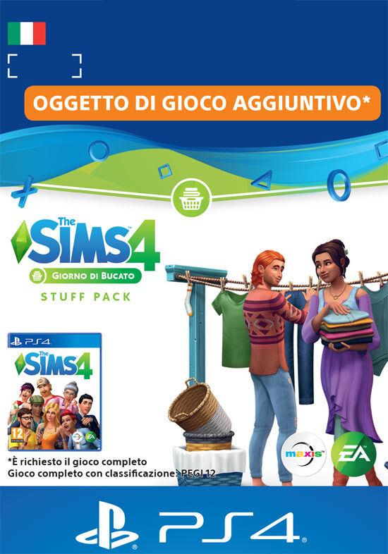Sony The Sims 4 Giorno di Bucato