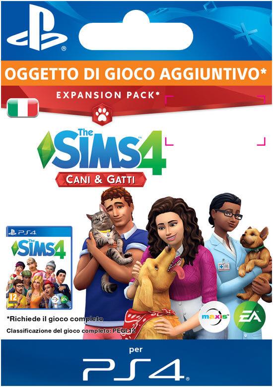 Sony The Sims 4 Cani e Gatti