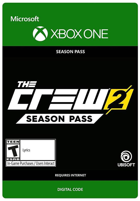 Microsoft The Crew 2 Season Pass