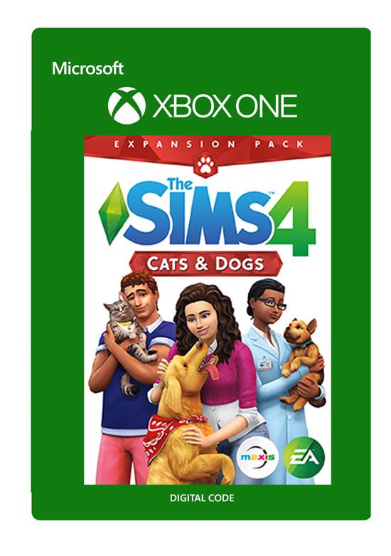 XboxONE The Sims 4 Cani e Gatti