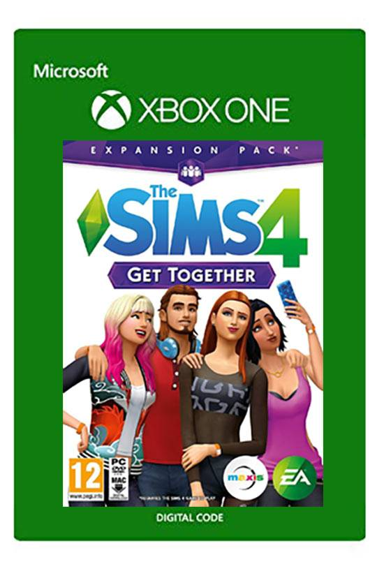 Microsoft The Sims 4 Get Together