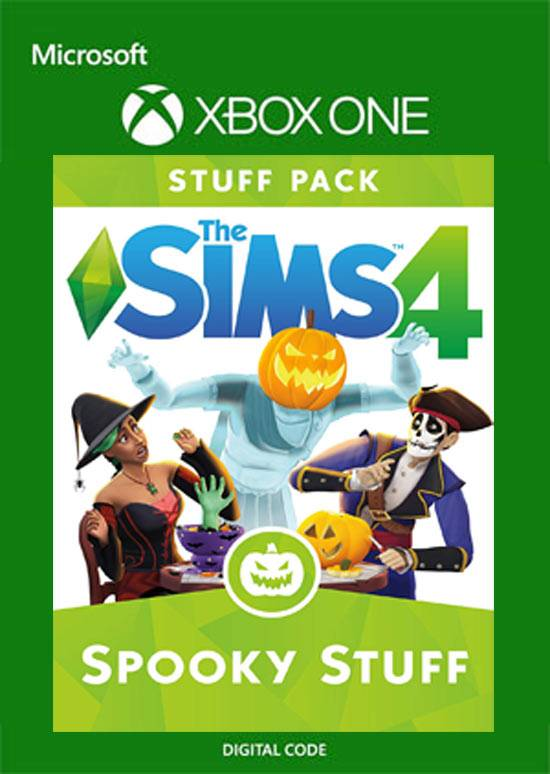 XboxONE The Sims 4 Spooky Stuff Pack