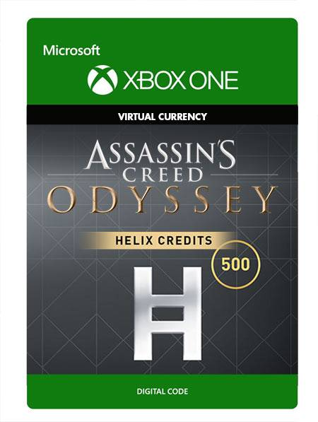 Ubisoft Assassin's Creed Odyssey Crediti Helix Base (500)