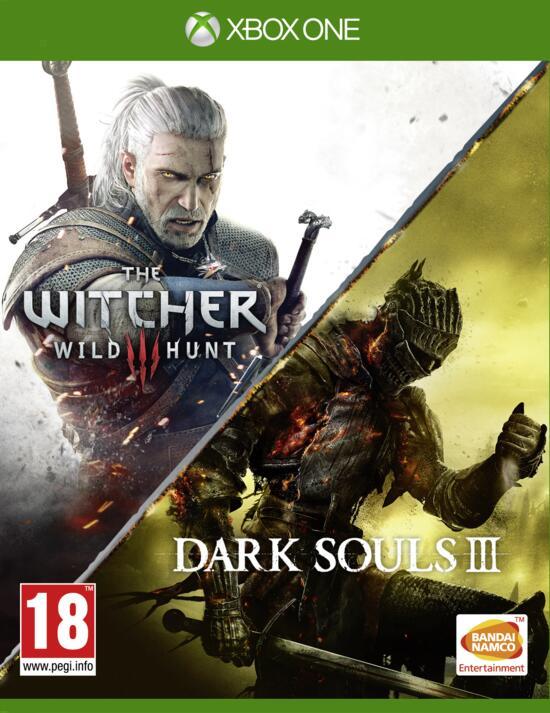 Bandai Namco Entertainment Dark Souls III + The Witcher 3 : Wild Hunt