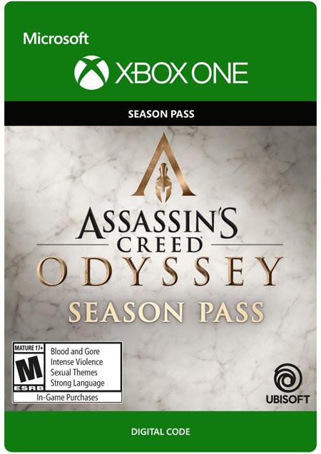 Ubisoft Assassin's Creed Odyssey Season Pass