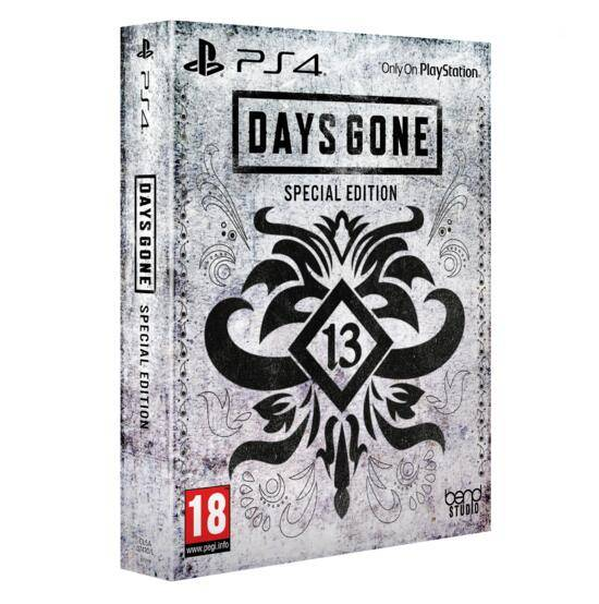 Sony Days Gone Limited Edition