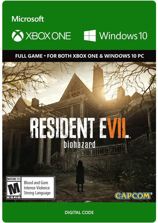 Microsoft Resident Evil 7 Biohazard