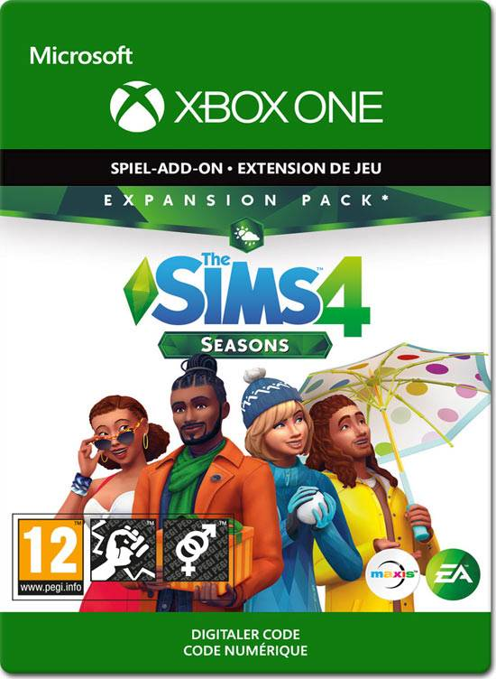 Microsoft The Sims 4 Stagioni