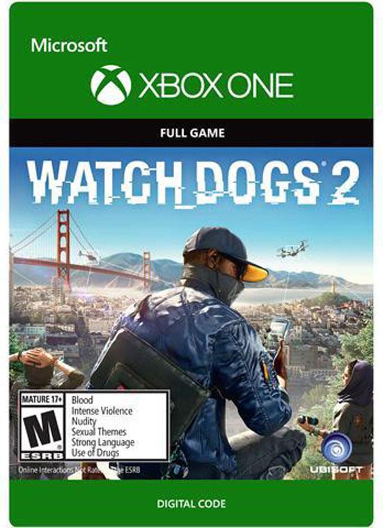 Microsoft WATCH DOGS 2