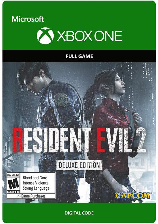 Capcom RESIDENT EVIL 2 Deluxe Edition