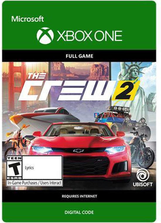 XboxONE The Crew 2