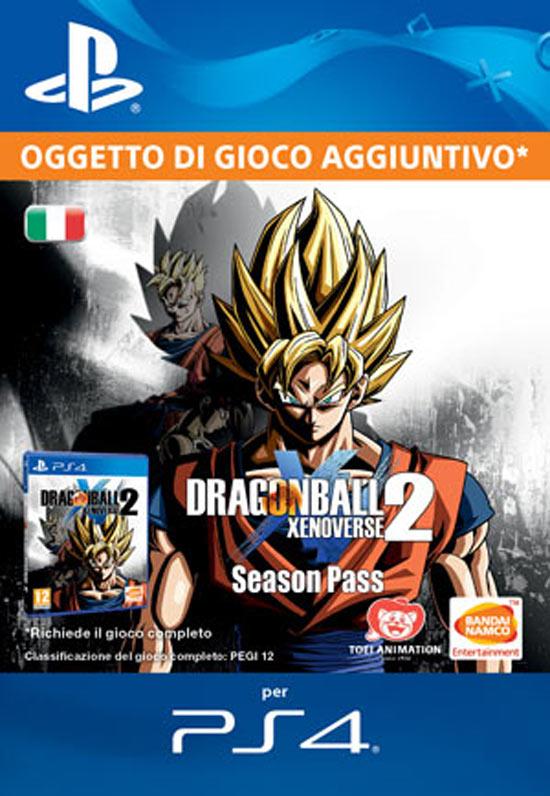 Sony DRAGON BALL XENOVERSE 2 Extra Pass